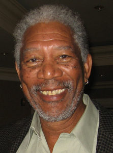 Morgan Freeman Beekeeper